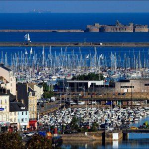Port et rade de Cherbourg