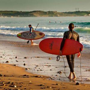 Surf à Sciotot
