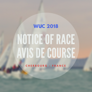 Notice of race on line