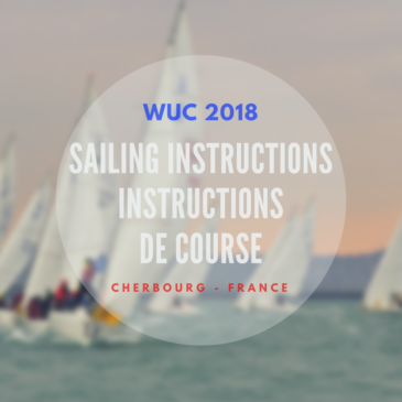 J-8 : Les instructions de course